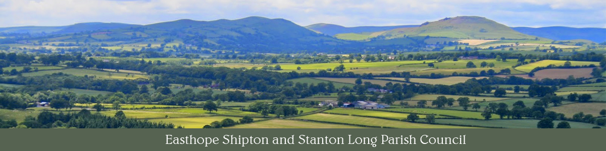 Header Image for Easthope Shipton and Stanton Long Parish Council